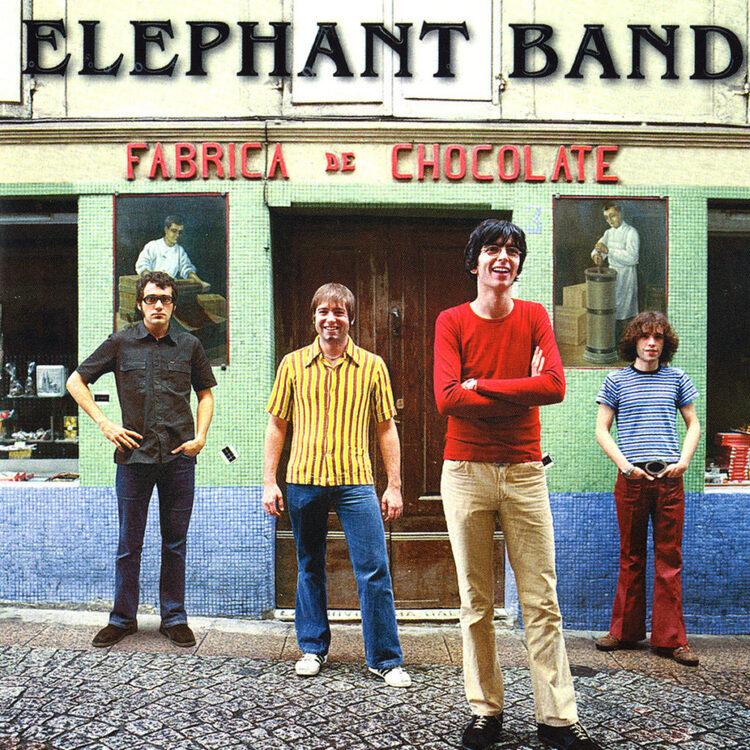 Elephant Band - Fábrica de chocolate